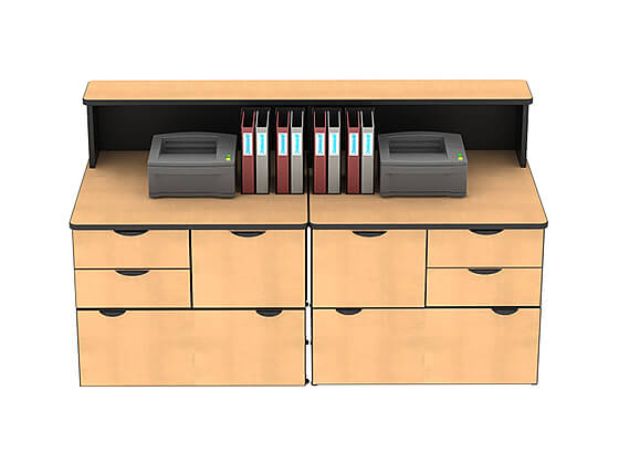 Storage Solutions and Tables